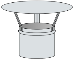 Meidingerova hlavice - hliník