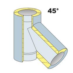 T - 45°