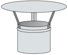 Meidingerova hlavice Ø150 mm